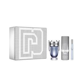 Paco Rabanne Invictus EDT Spray 100ml + Deodo