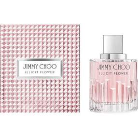 Jimmy Choo Illicit Flower Eau De Toilette 100