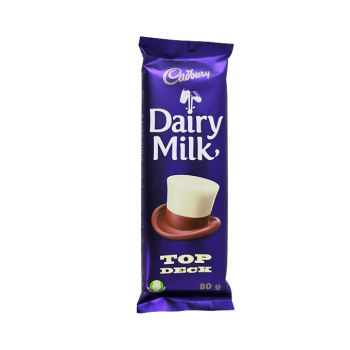 Chocolate Dairy Milk Top Deck