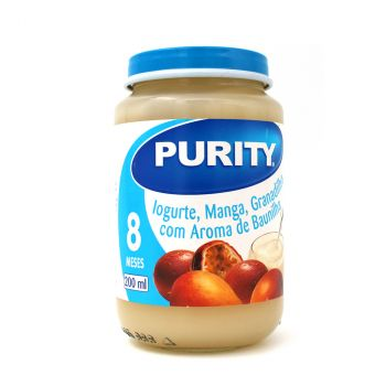 Iogurte E Mix Fruta Purity, 200 Ml