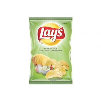 Chips Lays Sour Cream & Onion, 36 G