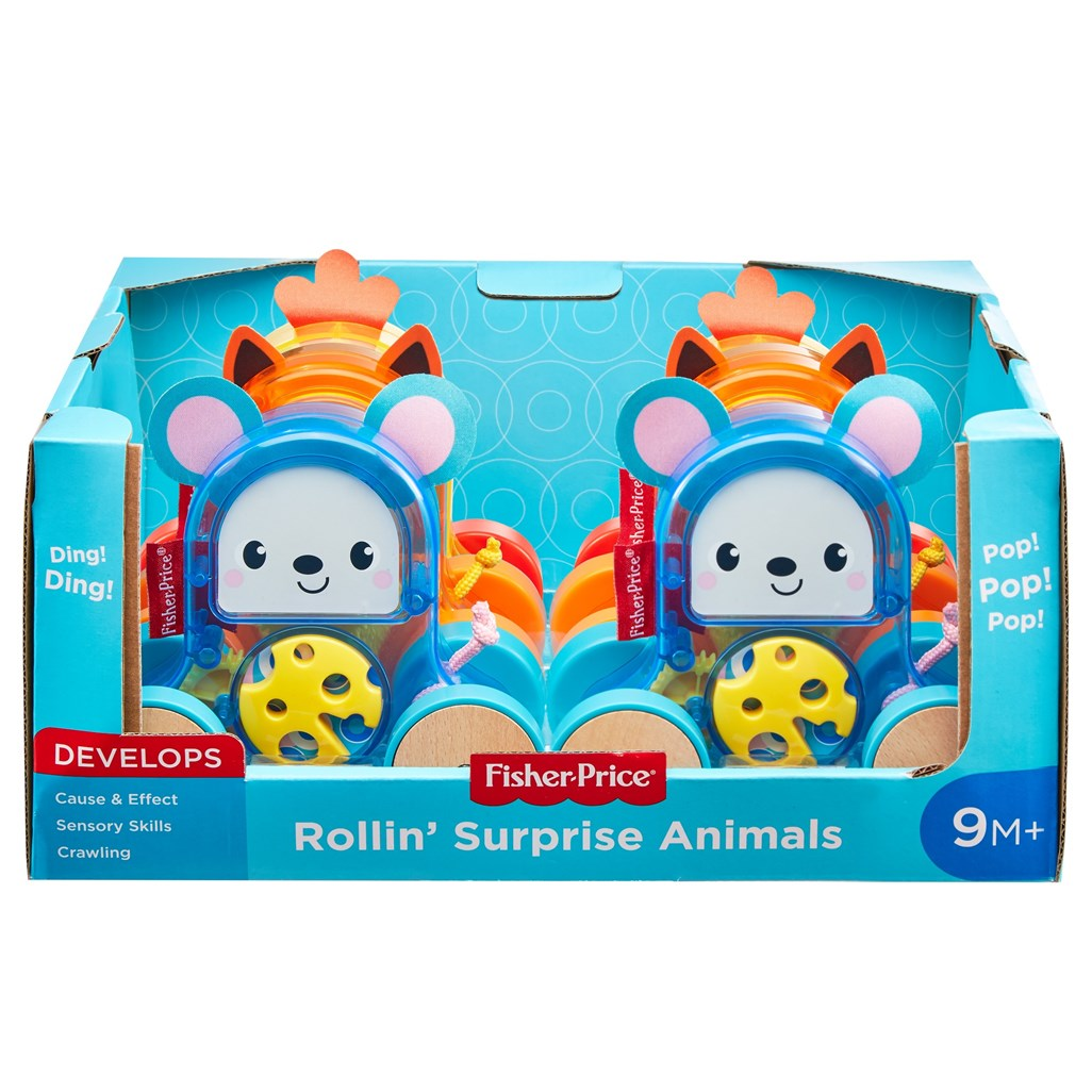 Rollin Surprise Animals