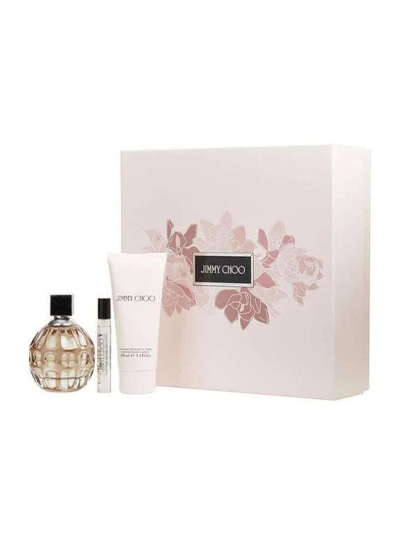 100ml EDP +100ml Perfumed Body Lotion + 7.5ml