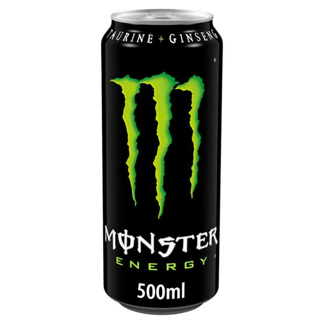 Energético Monster  500ml