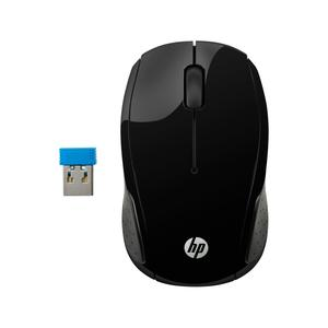Mouse HP 200 2.4Ghz Wireless Mouse 200 X6W31A
