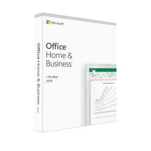 Microsoft Office Home & Business 2019 T5D-033