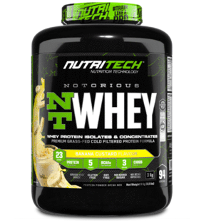 Nutritech Notorious NT Whey Protein Assorted,
