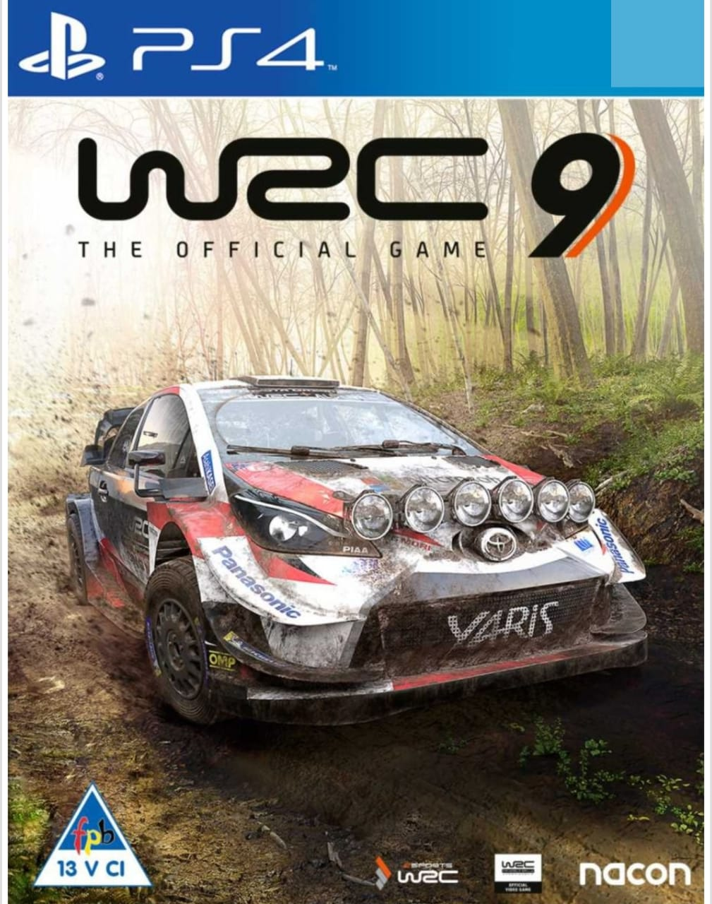 World Rally Championship  PS4