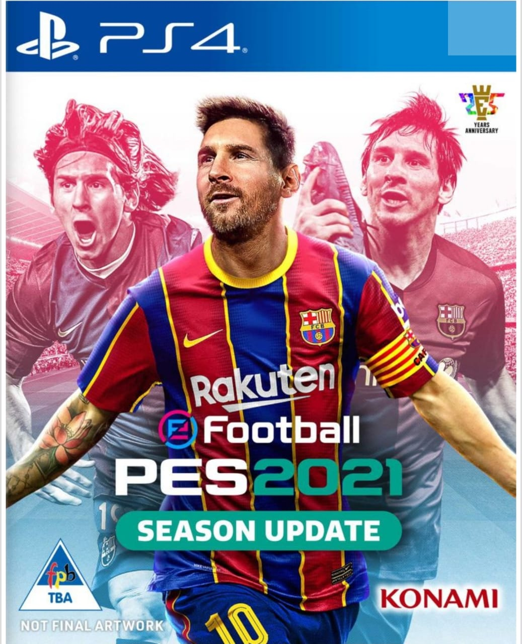Playstation 4  PES 2021