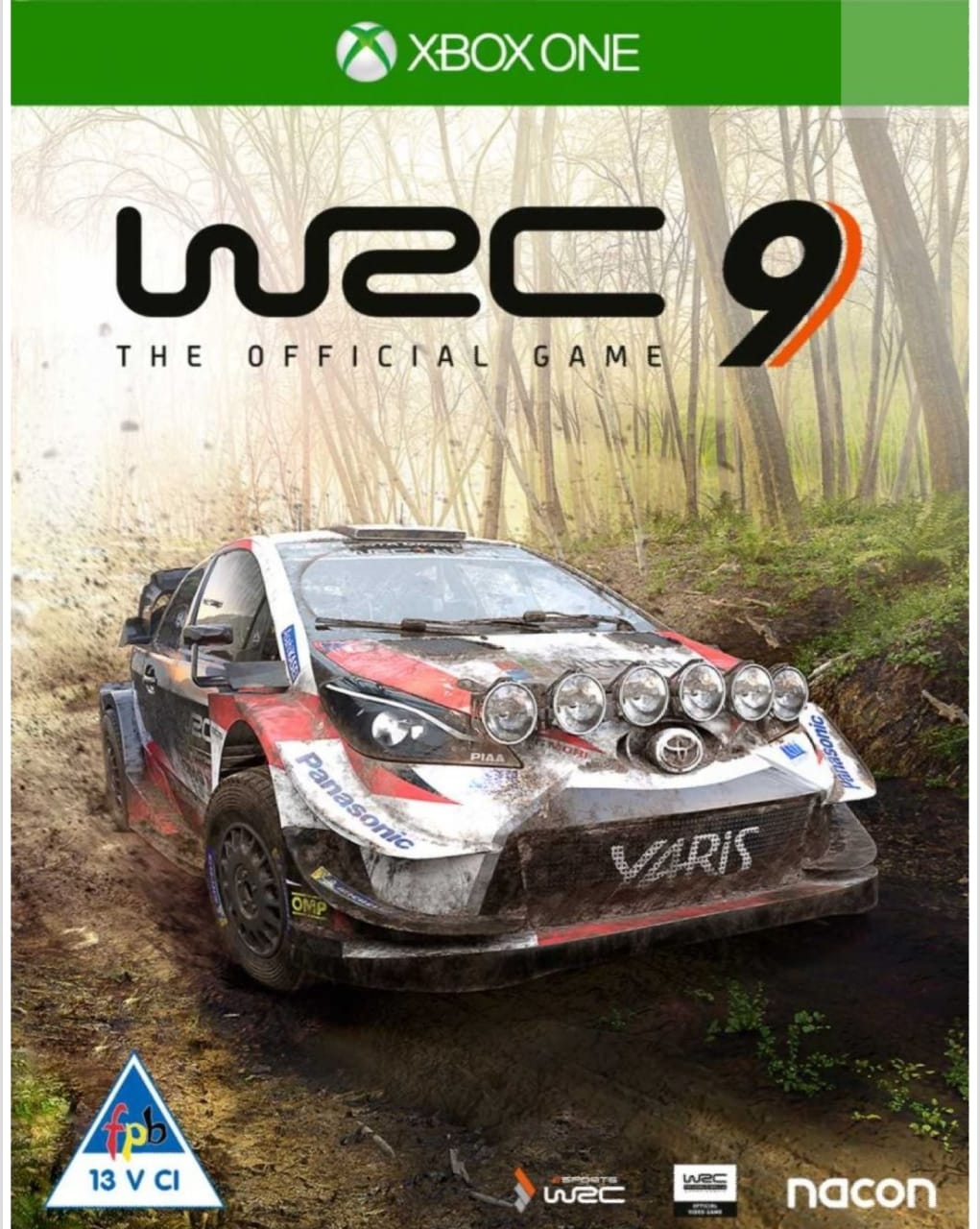 World Rally Championship 9 Xbox